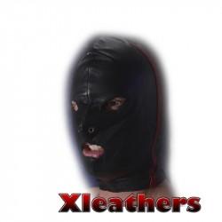 Xleathers Master Mask Rouge