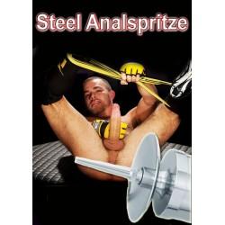 Steel Analspritze