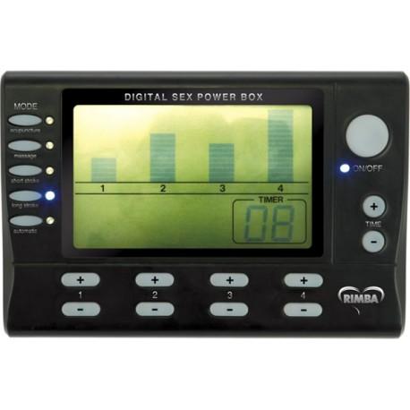 Romba Digital 4 Channel Electrobox