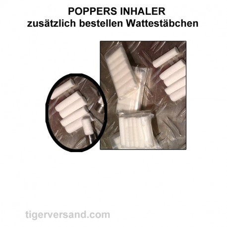 Inhaler Wattestäbchen