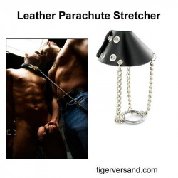 Leather Parachute Stretcher