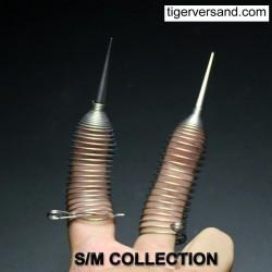 Master SM Nipples Clamps Stimulator Catnail Skin Scratcher