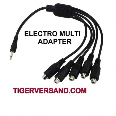 E-Stim 5Phase Cable