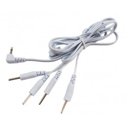E-current Electrode cable 2 or 4 pins