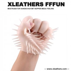 FINGER FUCK  FIST Handschuh XLEATHERS