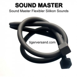 Sound Master Flexibler Silikon Sounds 6  Größen