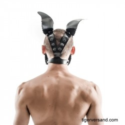 Original from MB Mister B FETCH Rubber Dog Hood