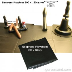 Neoprene Playsheet 120 x 200 cm by Mister B