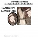 Longtime cotton swabs for our Poppersinhaler see selection option
