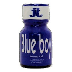 P077  BLUE BOY POPPERS SUPER FORMULA 10 ml