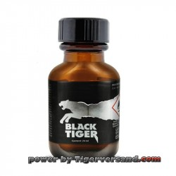 Black Tiger Silver Poppers 24 ml Amylnitrit