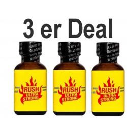 3er RUSH ULTRA STRONG FORMEL 24 ml