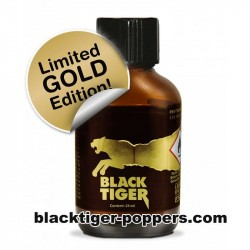 xMas Black Tiger Poppers Gold Edition 24 ml extrem Xmas Strong nur kurze Zeit