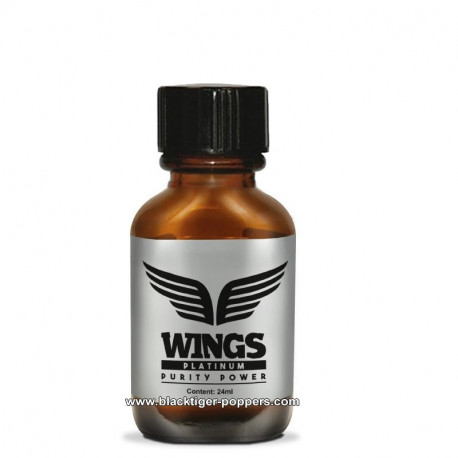 P075 MISTER B - WINGS - FORMULAR XL KICK 24 ml