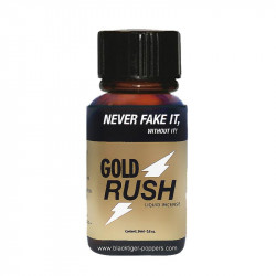 Premium Poppers 24 ml Gold Rush