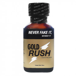 Premium Poppers 24 ml Gold Rush