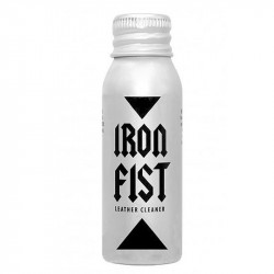 IRON FIST! Strongest formula from the tin can