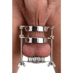 Ballstretcher - CBT ball stretcher with spikes & press plate
