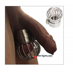 Heavy Scrotum Ballstretcher by Control Thrill