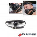 Front Buckle Gag by CONTROL THRILL Ø 38mm
