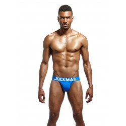 JOCKMAIL JAVIER BRIEFS BLUE