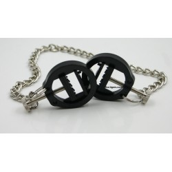 Slave Bucket Nipple Clamps
