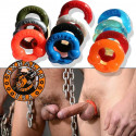 POWERBALLS…super stretch cockring by OXBALLS