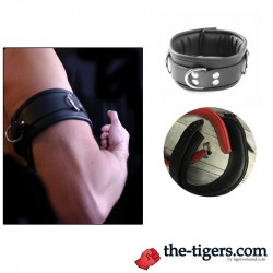 Lockable biceps cuffs