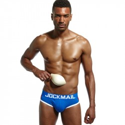 PUSH UP BRIEF  JOCKMAIL  FRANCO BLAU