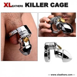 Davids - Chastity & cages  BY XLEATHERS