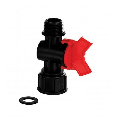 Wasser Stopper für alle Analduschen Dusche An+Aus+Stopp
