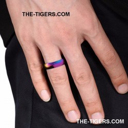 Pride ring 6 mm height