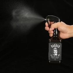 500ml Kunststoff Sprühflasche Salon Barber Hair Tools Wassersprüher