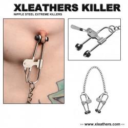 Xleathers Tit Locks nur für Profis!!!