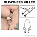 Xleathers Tit Locks extrem Clamps