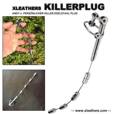 Dilator Penis Plug Flex Extrem25