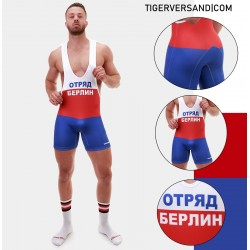 Barcode Berlin  RUSSIA Wrestling in RUSSIA Color