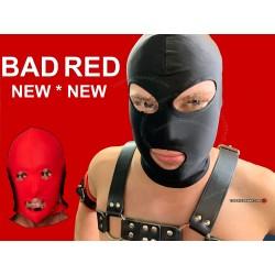 Bad Fetishmaske Max 2.0 Farbe Rot