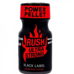 RUSH ULTRA STRONG  Black Label