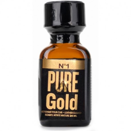 PURE GOLD NO 1 Poppers -New -