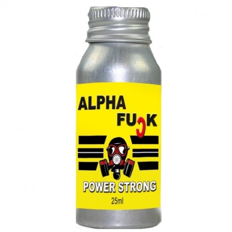 ALPHA FUCK -POWER STRONG
