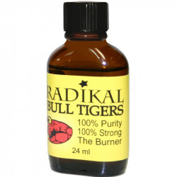 Radikal Bull Tigers Amyl Poppers 24ml