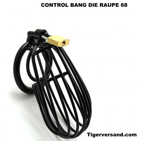 Chastity Belt CONTROL THRILL -the caterpillar 700-