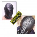 Mask leather  -Baggy-