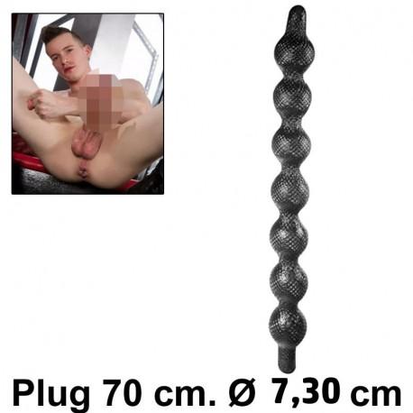 70 cm lang x Ø 7,30 cm DEEP'R - Tract - Monsterdildo