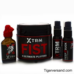 XTRM POWER Poppers + Fister DEAL