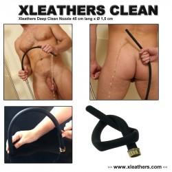 Xleathers Deep Clean Nozzle 45 cm lang x Ø 1,5 cm