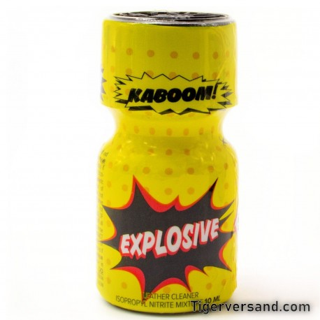 EXPLOSIVE POPPERS  SMALL