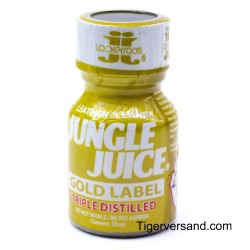Jungle Juice Gold Tripple distilled