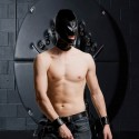 Mask Bondage  -2 HOLE-